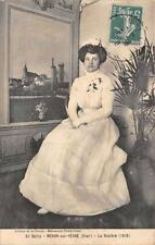 CPA 18 MEHUN SUR YEVRE LA ROSIERE 1910