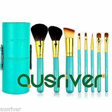 8Pcs Cosmetic Make Up Pro Makeup Brushes Powder Eyeshadow tool + Pouch Bag