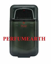 PLAY INTENSE BY GIVENCHY 3.4oz/100ml EDT SPR FOR MEN NEW&UNBOX (SOME SCRATCHES)