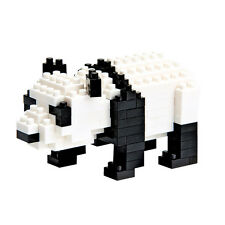 *NEW* NANOBLOCK Giant Panda - Nano Block Micro-Sized Building Blocks NBC-019