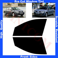 Pre Cut Window Tint Renault Megane 4Doors Saloon 2003-2008 Front Sides Any Shade
