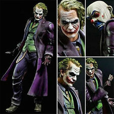 PLAY ARTS KAI No.04 The Joker The Dark Knight Rises Batman PVC Figure Figurine