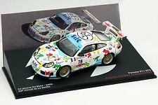 Porsche 911 GT3 #78 24h LeMans 2000 BBA Compétition 1:43 Altaya