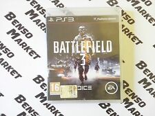 BATTLEFIELD 3 FPS SONY PS3 PLAYSTATION 3 PAL ITA ITALIANO COMPLETO COME NUOVO