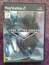 ZONE OF THE ENDERS HD LIMITED EDITION PLAYSTATION 2 PS2 PS3 PS4 ONE FF XV NES DS
