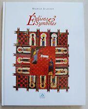 Eglises et symboles Maurice DILASSER éd Du Signe 1999