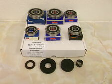 Suzuki Vitara 1.6 inj 5 speed manual gearbox bearing oil seal rebuild kit