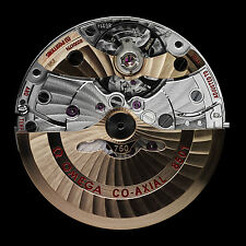 omega co-axial 8501 watch movement POSTER PRINT art