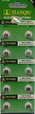 10X New AG1 LR60 SR621 SR621SW, 364 364A  1.5V Alkaline Watch Batteries EXP 2020