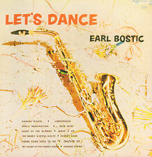 EARL BOSTIC - LET'S DANCE WITH EARL BOSTIC (1988 JAZZ CD REISSUE)