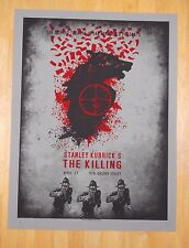 The Killing Castro Theatre Kubrick poster | David O'Daniel | Alien Corset