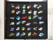 WHOLESALE LOT ASS. DISPLAY 36PC.  ARTESIAN ADJUSTABLE RINGS  RETAIL $2.99 EACH
