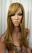 HEAT OK .. LACE FRONT  SOHO Wig from Sepia . Color GF8642 - Brown/Blonde Mix *