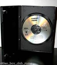 THEME PARK GIOCO USATO SOLO CD ED ITA PRIMA STAMPA COMPATIBILE DOS E DOSBOX  FR1
