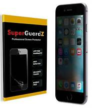 3X SuperGuardZ® Privacy Anti-Spy Screen Protector Shield Film For iPhone 7 4.7""