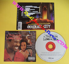 CD SOUNDTRACK A Thin Line Between Love & Hate 9362-46134-2 no lp mc dvd(OST4)