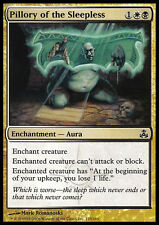 MTG PILLORY OF THE SLEEPLESS FOIL! RUSSO - GOGNA - GPT