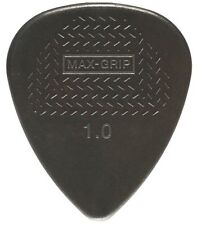 Dunlop Max-Grip Standard 1.0  (Heavy) Nylon Picks, 12 pack, 449R100