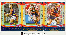 2011 AFL Teamcoach Trading Cards Prize Card Team Set Adelaide (3)