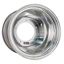 "DWT Polished Aluminum VW Rear Wheel 15x10"" 14mm 2+8 Dune Buggy Sandrail"