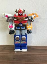 """Power Rangers Galaxy Megazord  8.5"""" Tall- Figure Only -No Accessories 1998"""