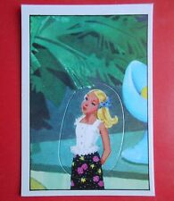 figurines prentjes cromos stickers picture cards figurine barbie 233 panini 1976