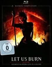 Let Us Burn (Elements & Hydra Live In Concert) von Within Temptation (2014), OVP