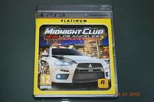 Midnight Club Los Ángeles Edición Completa PS3 Playstation 3 (Platinum)