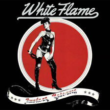 WHITE FLAME American Rudeness LP . punk lou reed kim fowley velvet underground
