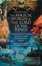 The Magical Worlds of Lord of the Rings: The Amazing Myths, Legends and Facts Be