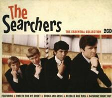 SEARCHERS-ESSENTIAL COLLECTION  Doppel-CD