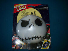 The Nightmare Before Christmas Uno Sealed