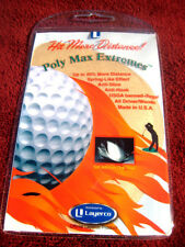 """Poly Max Extremes"" for extra golf driver distance! All Taylormade Drivers."