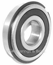 6205-2RS-NR,6205 RS NR Bearings W/Snap Ring 25x52 6205-RS NR****QTY 10******