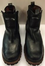 Timberland Boot Company Chelsea Chukka Black Leather Men's 12 M Rare 83545 2828