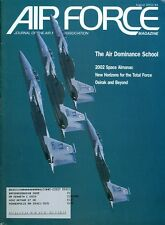 2002 Airforce Magazine: Air Force Dominance School/2002 Space Almanac/Osirak