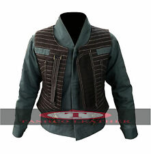 Star Wars Rogue One Jyn Erso Womens Jacket with Vest High Quality