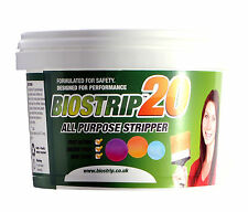 Biostrip 20 Paint Stripper, paint remover, remove paint Waterbased - 500ml