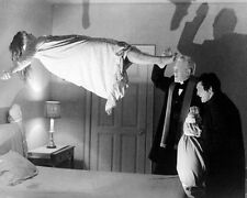 Linda Blair, Max von Sydow and Jason Miller photo - 1374 - The Exorcist