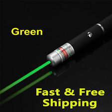1mW Professional Green Laser Light Beam Pointer Pen Seminar Presentation/Pet