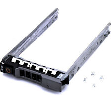 "Hard Drive Tray Caddy For Dell R310 R410 R510 R610 R710 R810 2.5"" SAS SATA New"