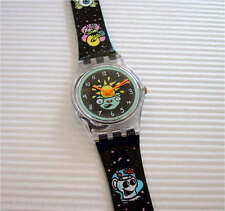 ULO! Whimsical Ladies/Girls SPACE ALIENS Swatch! NOS-RARE!
