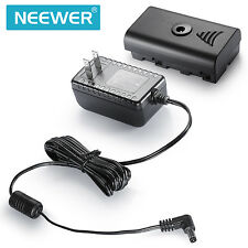 CN-AC2 DC 7.5V 2A Switching Power Adapter for Video Light CN-160 CN-126 UD#20