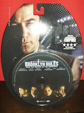 Brooklyn Rules - 2007 DVD 99 Minutes - 1980's Crime Drama from Sopranos Writer