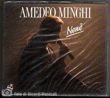 AMEDEO MINGHI - NENE' **SIGILLATO** COFANETTO 2 CD  1991