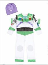 Disney Toy Story Buzz Lightyear Complete Costume Wings & Helmet age 5/6 years