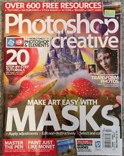 Photoshop Creative Mark Art Easy With Mask No 127 2015 FREE SHIPPING!