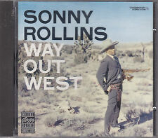 SONNY ROLLINS - way out west CD
