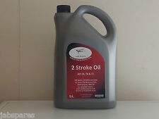 2 Stroke Oil  Mineral Based 5Ltr Suits Most Chainsaws, Strimmers Etc