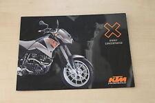 169959) KTM 640 Duke II Prospekt 2000